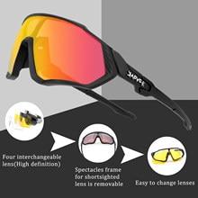 Polarized Cycling Glasses MTB Bike Bicycle Glasses Eyewear Running Sports Sunglasses Bicicleta Cilismo Cycling Sunglasses Men