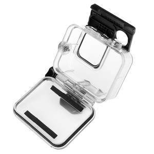 Image 2 - CAENBOO Waterproof Case For GoPro Hero 8 Black Underwater Diving Protective Cover Housing Mount for Go Pro Hero8 Accessories