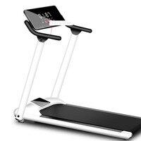 A1 Home Shockproof Running Machine Small Foldable Treadmill Multifunctional Folding Walking Machine Indoor Fitness Equipment