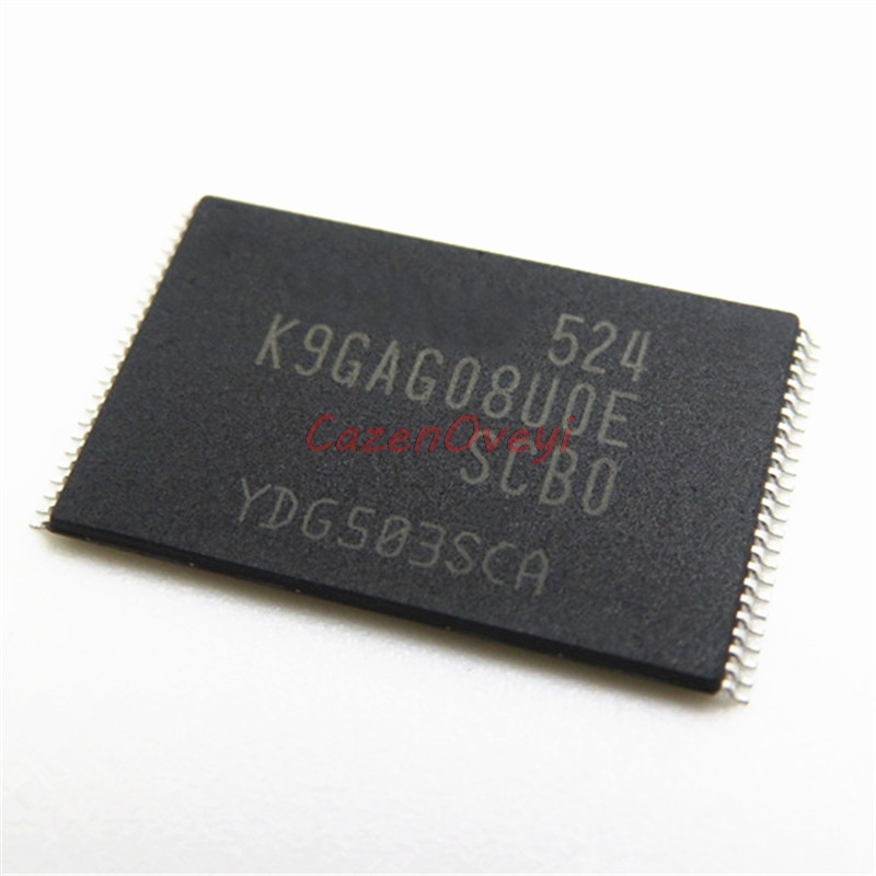 10pcs/lot K9GAG08UOE SCBO TSOP48 K9GAG08UOE TSOP K9GAG08U0E SCBO K9GAG08U0E In StockIntegrated Circuits   -