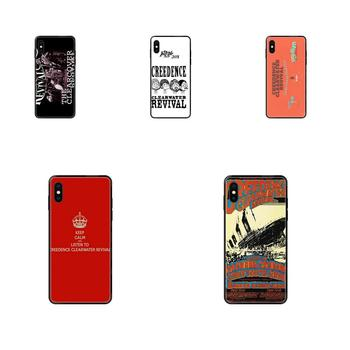 For Samsung Galaxy S20 S10e S10 S9 S8 S7 S6 S5 edge Lite Plus Ultra TPU Phone Cover Case Coque Creedence Clearwater Revival image