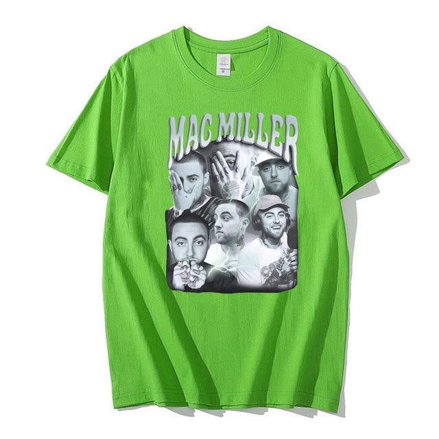 Mac Miller Oversized Tshirts 1