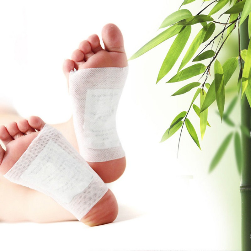 Korean Foot Patch Foot Patch KINOKI Bamboo Vinegar Foot Patch Thai Foot Patch