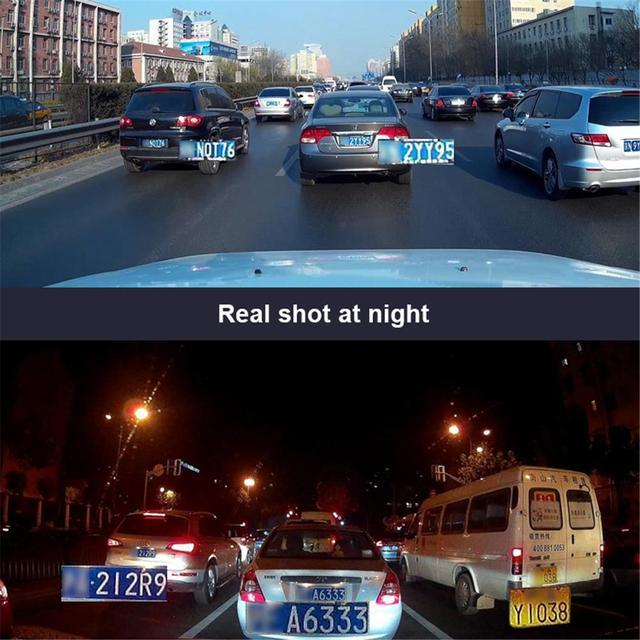 Car DVR Driving Recorder Full HD 1080P 3 Inch Vehicle Camera DVR EDR Dashcam Motion Detection Night Vision G Sensor USB AV-Out 4
