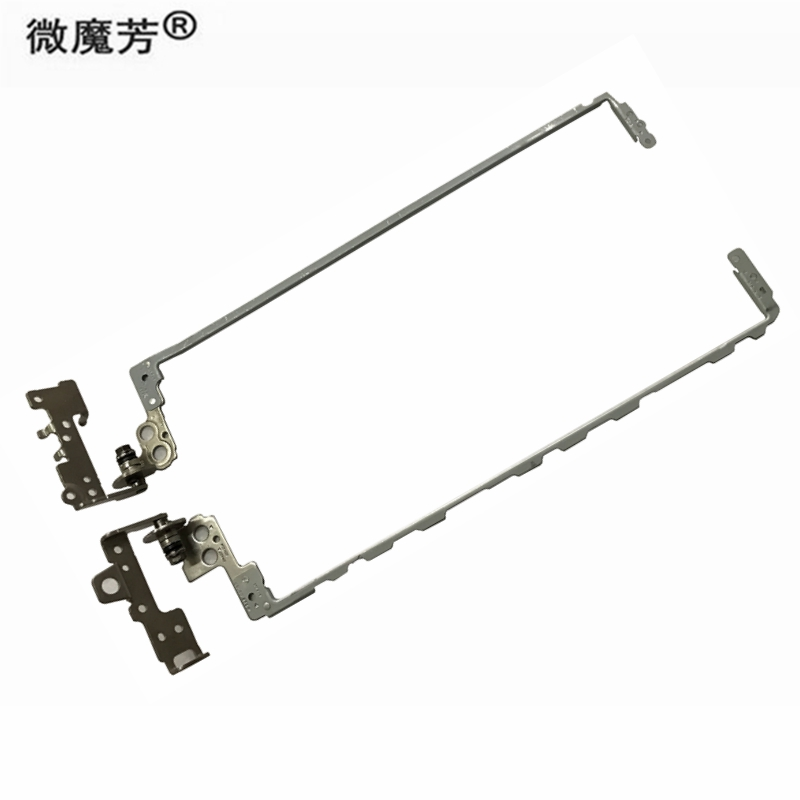 Laptops Replacements LCD Hinges Fit For HP 250 255 G6 TPN-C129 C130 15-BW 15-BS 15T-BR 15T-BS 15Z-BW