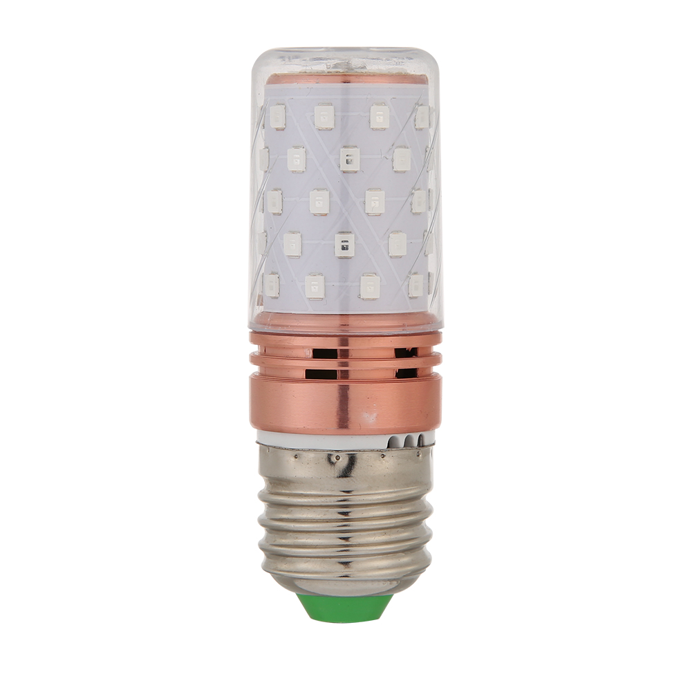 60LED UVC Sterilize Germicidal Corn Lamp Bulb E27 Kill Dust Disinfection Light