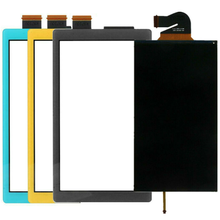 2in display lcd de tela para nintendo switch lite lcd substituição digitador da tela toque para ns lite console
