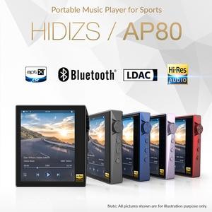 Image 4 - Hidizs AP80 היי Res ES9218P Bluetooth HIFI מוסיקה MP3 נגן LDAC USB DAC DSD 64/128 FM רדיו HibyLink FALC DAP
