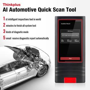 "Image 2 - Thinkcar Thinkplus אינטליגנטי רכב Vehicel אבחון אוטומטי נטען מקצועי קלה דו""ח אוטומטי מלא מערכת לבדוק"