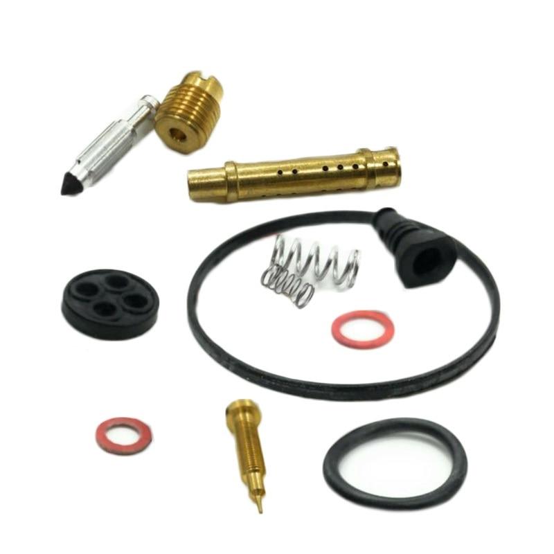Carburetor Carb Rebuild Repair Kit For Honda GX120 GX160 GX200 Pump Strimmer