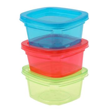 200ml pojemniki na żywność dla niemowląt pojemniki na przekąski dla niemowląt Mini przenośne pojemniki na żywność dla niemowląt tanie i dobre opinie CN (pochodzenie) 4-6y Stałe Wolne od nitrozoaminy Bez BPA Bez PCV Bez ftalanów Bez lateksu Baby Kids Food Containers Storage Boxes