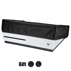 Image 1 - עבור Xbox אחת S Dustproof כיסוי נגד שריטות עמיד למים אבק הוכחה מקרה עבור Xbox אחת Slim קונסולת משחקים