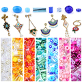 Mixed Glass Seed beads Set Diy For Beading Sewing Color Beads Earring Bracelet Jewelry Making Embroidery And DIY Handicrafts
