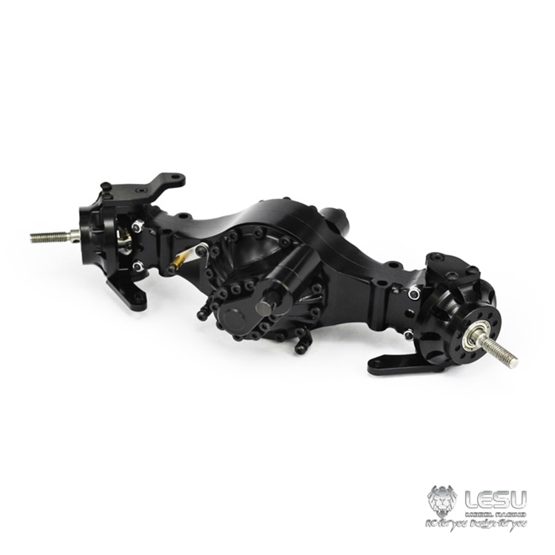1/14 LESU Front Through Axle Differential Lock for RC Tractor Truck TAMIYA|RC Trucks| |  - title=