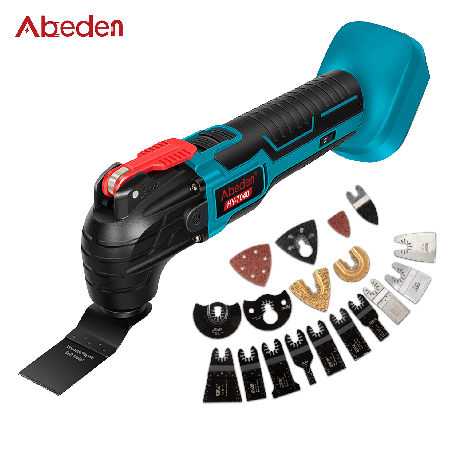 Multifunction Tool Oscillating Multi-Tools for Makita 18V Battery Variable Speed Renovator Home Decoration Trimmer Electric Saw
