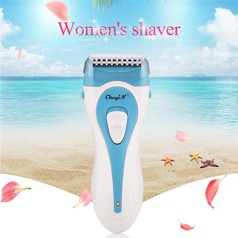 Electric Lady Shaver Women Body Hair Trimmer Rechargeable Armpit Leg Bikini Hair Removal Razor Epilator No Pain Body Groomer 31