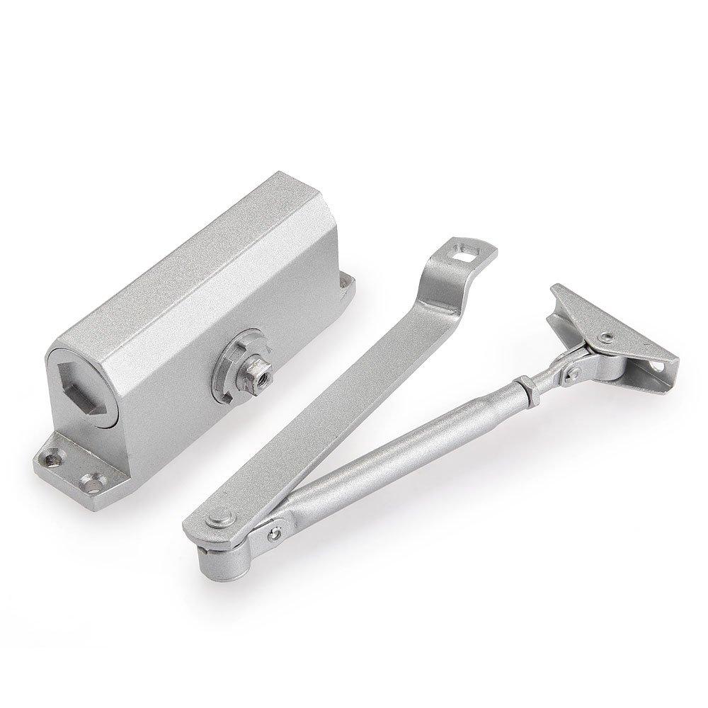 Hot Sale Automatic door closers security system 25-35KG Aluminium Adjustable Closing/Latching Speed