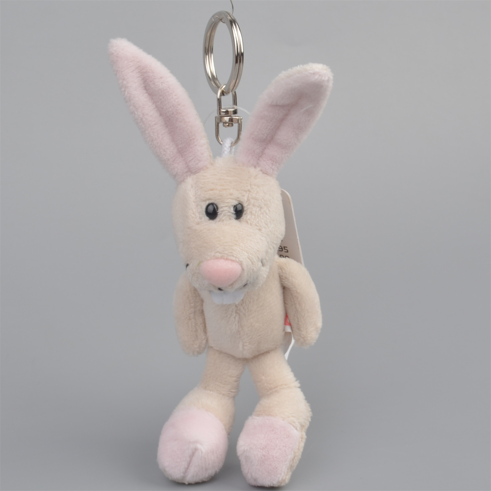 5 Pcs Plush Toys Small Rabbit Plush Stuffed Dress Rabbit Key chain TOY, Kid's Party Plush TOY , Bouquet Plush Dolls