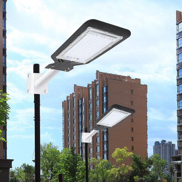 100W LED Street Lamp Outdoor Lighting Road Wall Lamp Waterproof IP65 Energy Saving Security Garden Yard Ultra-thin Spotlights 5
