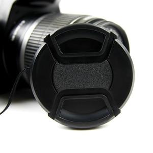 Image 5 - Walkingway Lens Cap Holder 43/49/52/55/58/62/67/72/77/82mm Center Pinch Snap on Cap Cover Lens Cap Protective Lens Protector