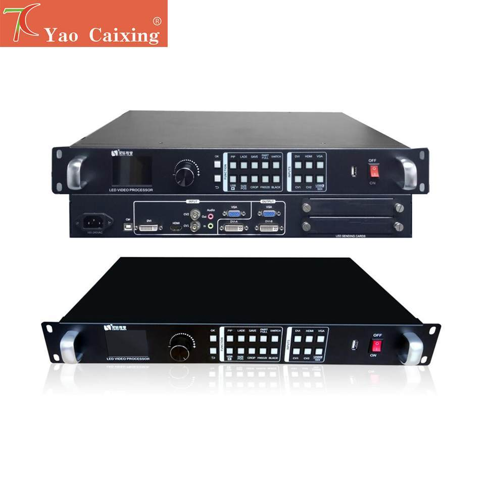 High Cost-effective Video Processor LINTEN-VP1000 With PIP Full Function,widely Use For Led Screen,2304*1152pixels Control Range
