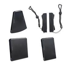 커넥터 팩 왼쪽 및 오른쪽 케이스 홀더 1 세트 5 1 ABS 핸들 브래킷 커버 닌텐도 스위치 Ns 조이 콘 컨트롤러