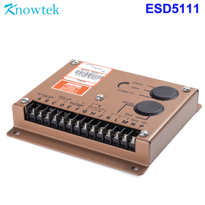 Image 3 - 1 set Generator Actuator ADC120 12V/24V with Governor ESD5500E with Pickup Sensor 3034572For Diesel Generator