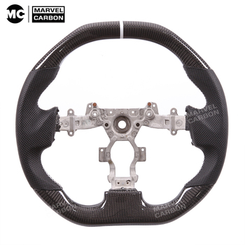 100% Real Carbon Fiber Steering Wheel for Ni-ssan GTR R35 Customizaed GT-R фото