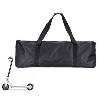 Portable Oxford Cloth Scooter Bag Carrying Bag Electric Skateboard Bag Waterproof Tear Resistant Cycling Scooters Accessories scooter marvel spider man t58410 kick scooters foot scooters kick scooters foot scooters aprilpromo