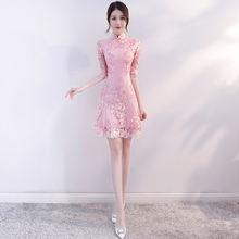 Весна и лето 2020 Новое корейское платье с цветочным принтом