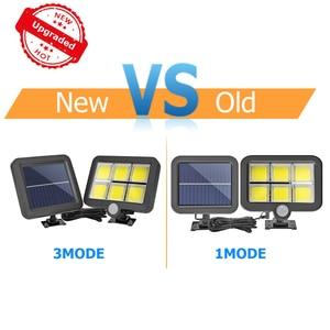 Upgraded 120 LED Solar Light g