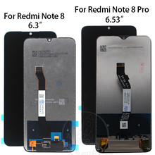 For Xiaomi Redmi note 8 note8t lcd Display For Redmi note 8 pro Touch Screen Digitizer Assembly Parts For Redmi note 8t lcd