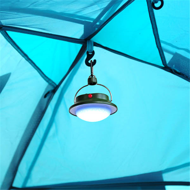 XANES Outdoor Portable 60 LED Camping Hiking Light Tent Night Lamp Rechargeable Emergency Lamp Torch Lantern Spotlights