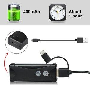 Image 4 - Wireless WIFI Endoscope Camera Waterproof Inspection Mini Camera 8mm 1/2/3/5M USB Endoscope Borescope For Iphone Android PC IOS