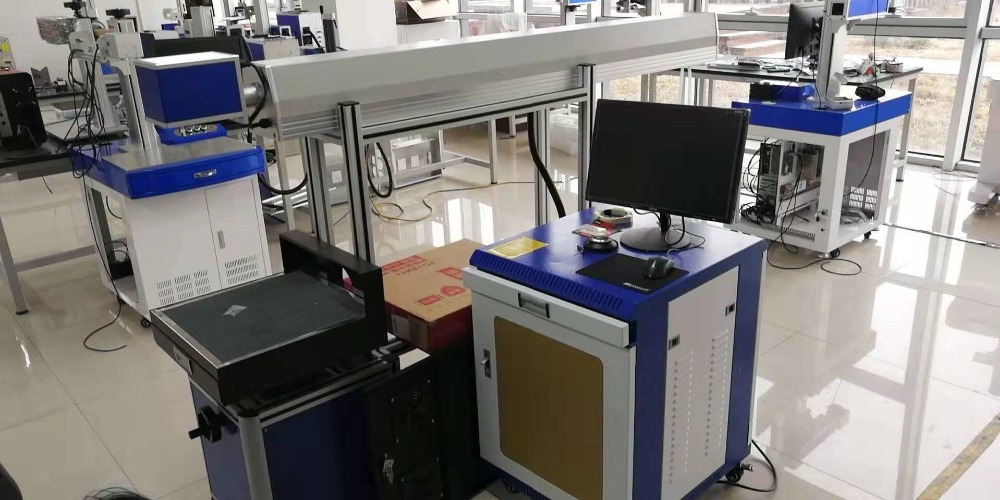 the co2 laser marking machine