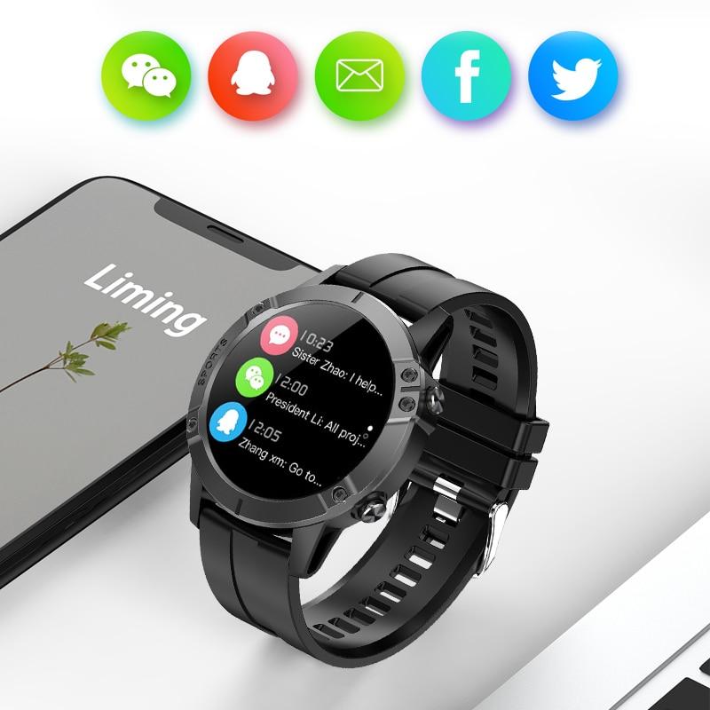 cheapest BlitzWolf BW-HL1Pro Smart Watch Smartwatch 2020 Watches for Men Women Kids Whatch Wach Fitness Tracker Heart Rate Blood Monitor