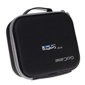 Image 2 - LANBEIKA Sport Action Camera Bag for Gopro Hero 9 8 7 6 5 SJCAM SJ4000 SJ5000 SJ8 SJ9 YI 4k DJI OSMO Action Case Travel Storage