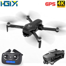 HGIYI SG906 PRO GPS Drone With 2-axis Anti-shake Self-stabilizing Gimbal 4K HD C