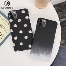 Lovebay Daisy Flower Paint Phone Case For iPhone 11 Pro Max