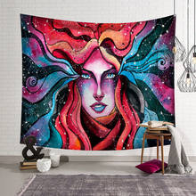 Mandala Tapestry Wall Hanging Hippie Bedspread Gypsy Art Decor Throw Wall Decor(China)