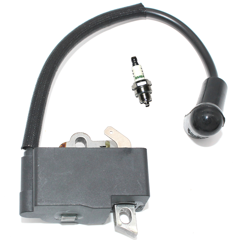 Ignition Module Coil with Spark Plug BM6A for STIHL MS362 MS362C Chainsaw 1140 400 1302 1110 400 7005 BPMR7A