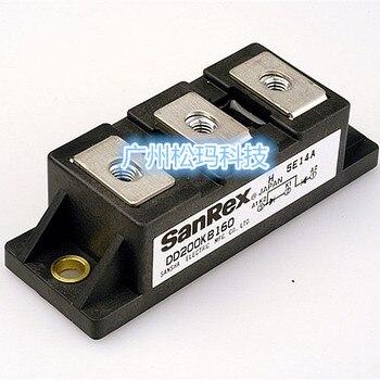 DD200KB160 200A 1600V rectifier module to ensure quality--SMKJ