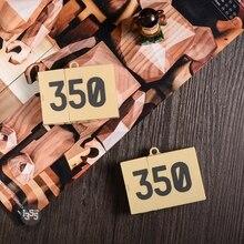 3D סיליקון מקרה boost 350 נעל תיבת עבור airpods 1 2 3 מקרה חמוד עבור apple אלחוטי bluetooth אוזניות כיסוי fundas airpods