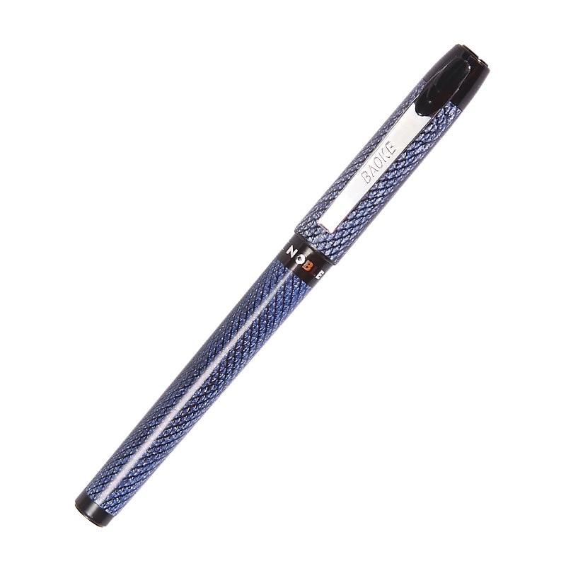 Гелевые ручки с поверхностью под змеиную кожу, 0,5/0,7/1,0 мм, 1 шт.