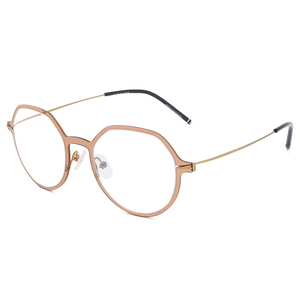 Image 5 - Reven Jate erkekler ve kadınlar Unisex moda optik gözlük gözlük yüksek kaliteli gözlük optik çerçeve gözlük 1849