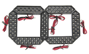"Image 3 - 10 ""לבן צבע Digita מספרי תצוגת מודול LED סימנים 7 קטע של מודולים, 7 מגזר LED גז מחיר מודול"
