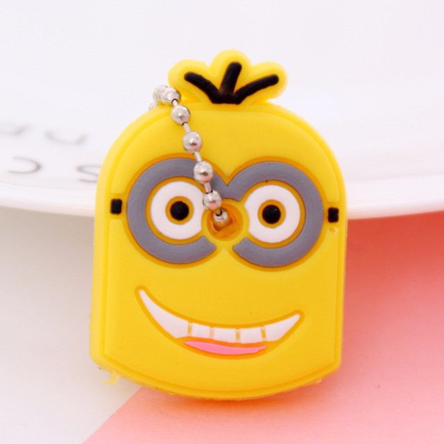 1PCS-Cute-Cartoon-Elephant-Keychain-Silicone-Stitch-Minion-Key-Cover-Key-Caps-Key-Chains-Key-Ring.jpg_640x640 (5)