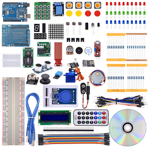 Image 2 - The Most Complete Rfid Starter Kit for Arduino R3 Upgraded Version Learning Suite With Tutorial and Gift ESP8266 Wifi module