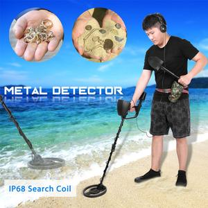 Image 3 - MD830 Portable Gold Underground Metal Detector High Sensitivity Digger Treasure Hunter Finder Pinpointer Gold Detector