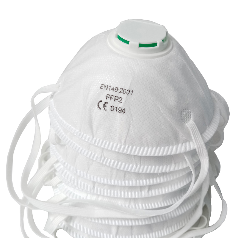 FFP2 Face Mask With Valve High Quality As N95 FFP2 FFP3 Mouth Cover PM2.5 Filter Anti Fog Breathing Unisex Face Mask